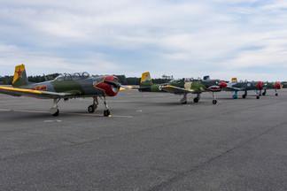 Participating Aircraft