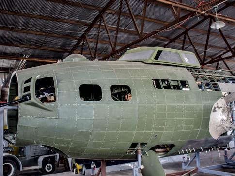 B-17G Restoration