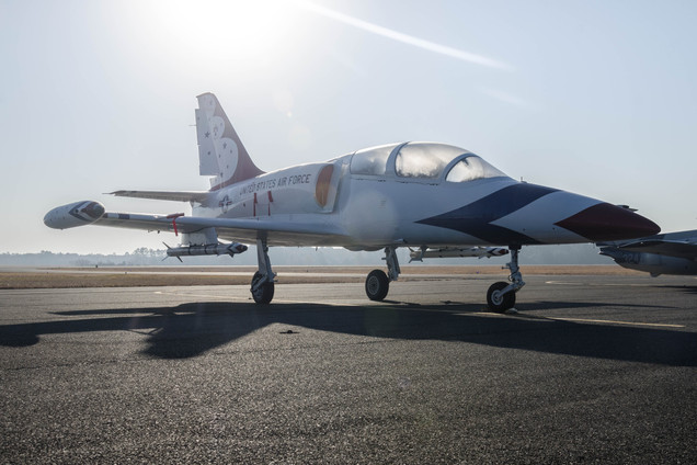 L-39 Albatross Early Morning