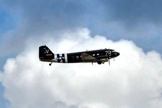 "C-47A Skytrain ""Tico Belle"""