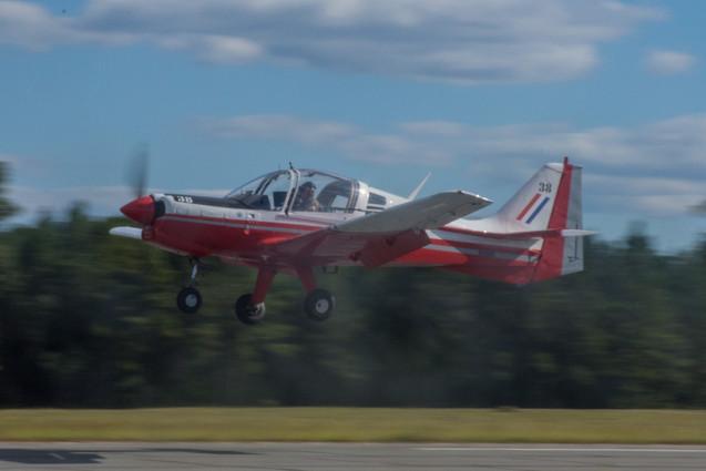 Scottish Aviation T.1 Bulldog