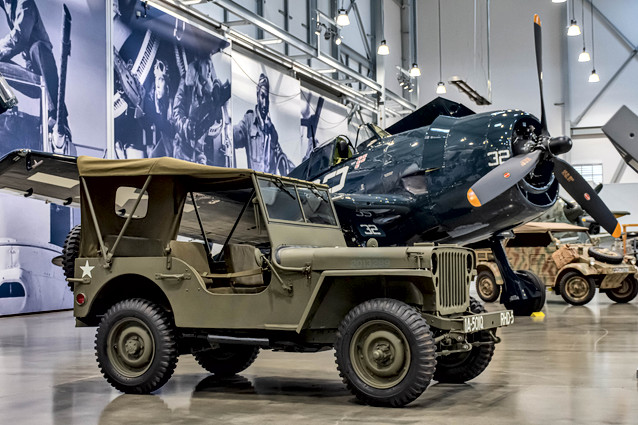 "Ford GPW ""Jeep"""
