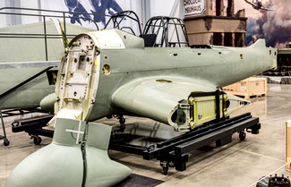 Junkers Ju 87 R-4 Stuka