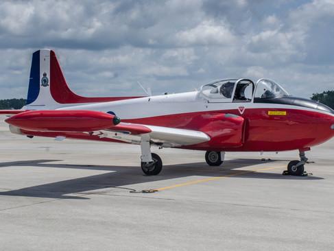 BAC Jet Provost Mk4