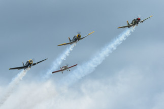 Formation Fly-by