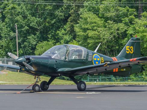 Scottish Aviaton Bulldog T1
