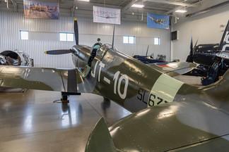 Supermarine Spitfire LF Mk IXe