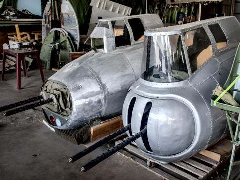 B-17 Flying Fortress Tail Guns
