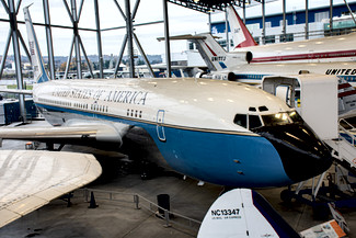 "Boeing VC-137B ""Air Force One"""