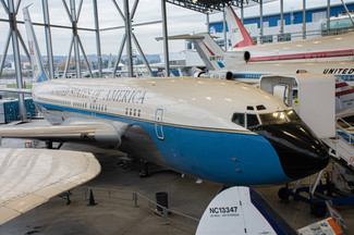 """Boeing VC-137B """"Air Force One"""""""