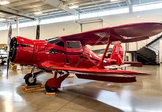 Beechcraft Staggerwing D17S