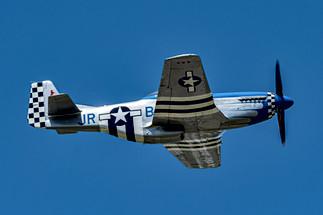 """P-51D Mustang """"Lady B"""""""