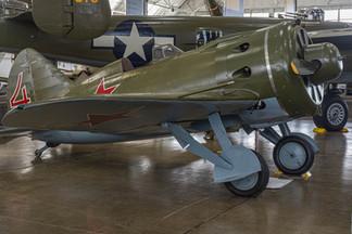 "Polikarpov I-16 Type 24 ""Rata"""