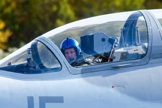 Dean Belk - L-39C Pilot