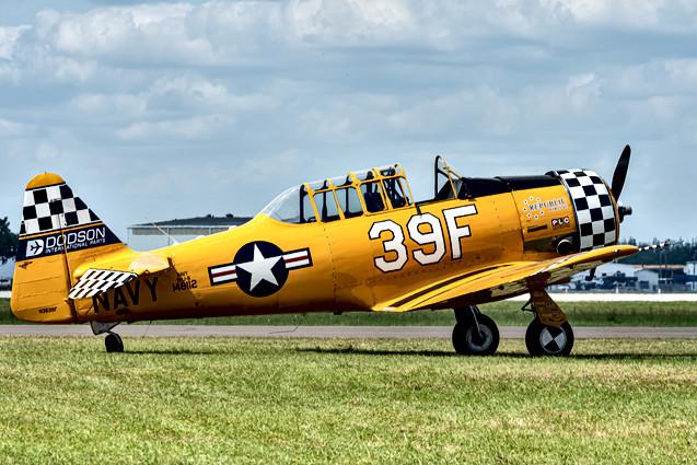 North American SNJ-6 Texan