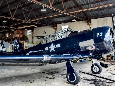 NA SNJ-5C Texan