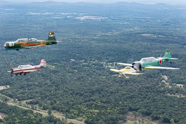 Redstar Flight 3