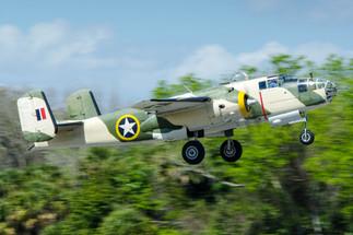 """B-25J Mitchell """"Killer Bee"""""""