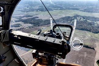 B-17 Nose .50 Cal