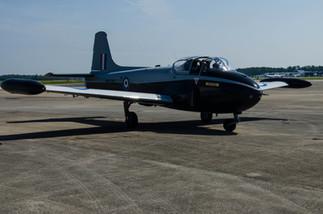 BAC Jet Provost P84 MkIV