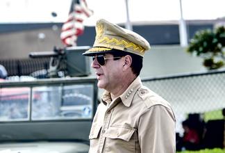WWII Reenactor - GEN Douglas MacArthur