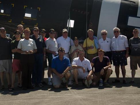 Veterans & Flight Crew