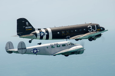 C-47A Dakota / C-45F Expeditor