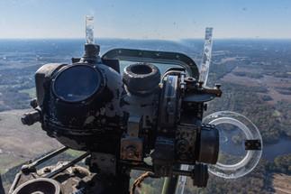 B-17 Bombadier Norden Bombsite