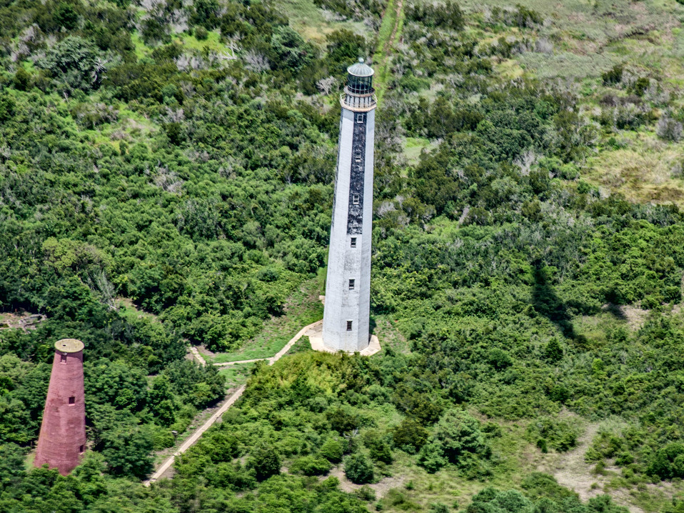 Bull's Island Light House