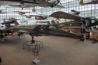 Lockheed M-21 Blackbird w/ Lockheed D-21B Drone