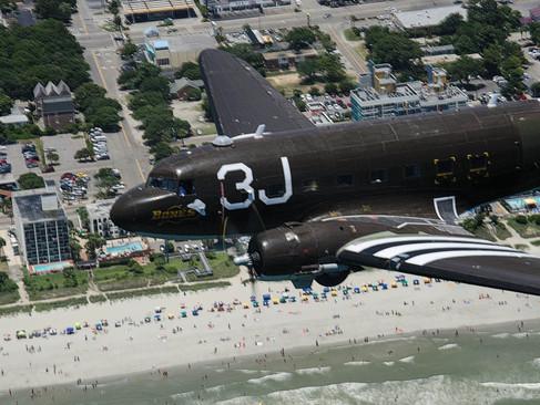 """C-47A Dakota """"Bones"""""""
