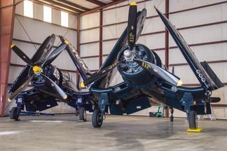 F4U-4 & FG-1D Corsairs
