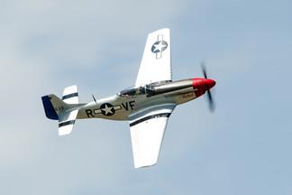 """P-51D Mustang """"Rebel"""""""