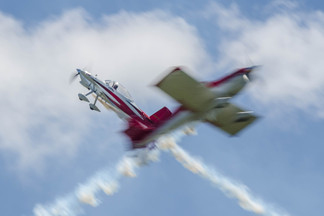 Redline RV-8 Aeobatic Team