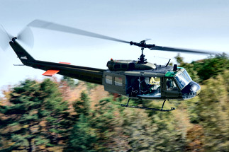 UH-1 Iriquos (aka Huey)