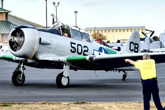 SNJ-5C Texan