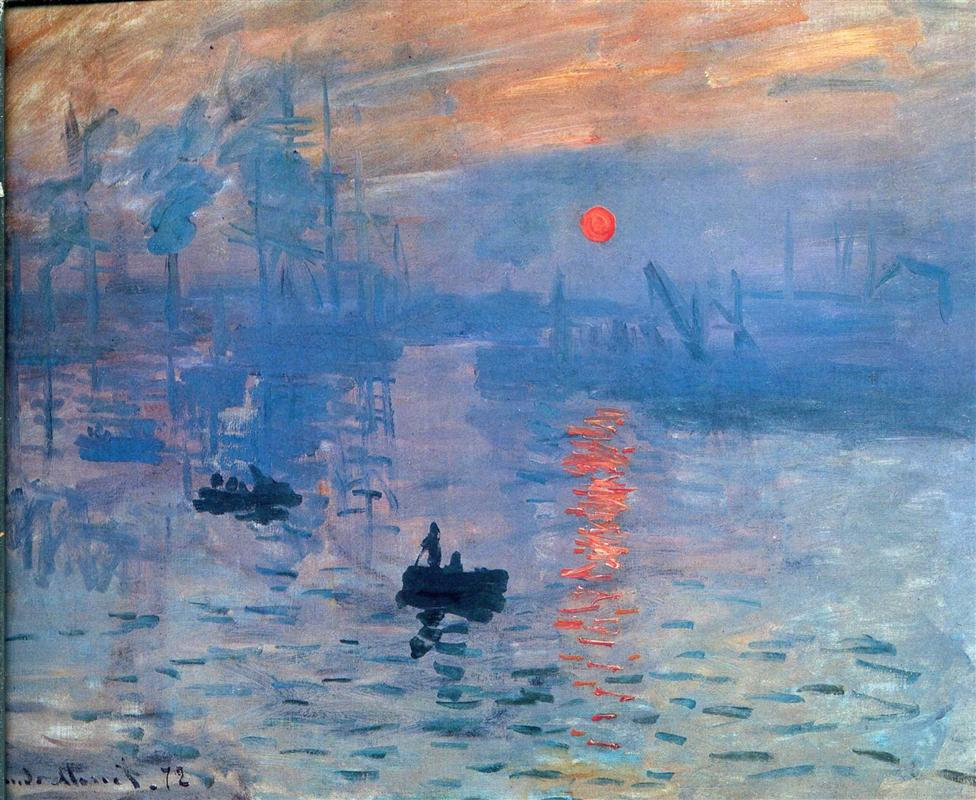 Impressionism in Music and Art