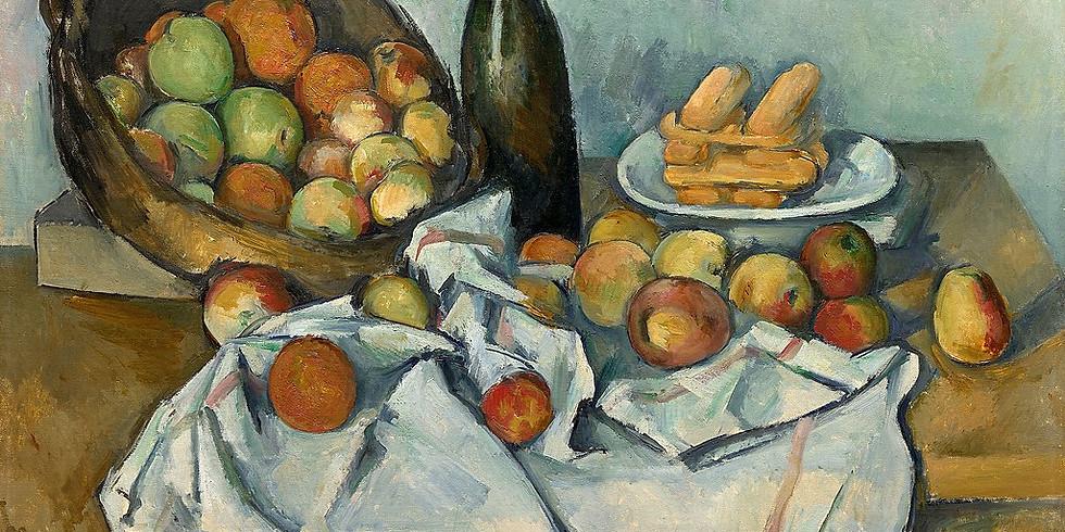 Cezanne's Apples