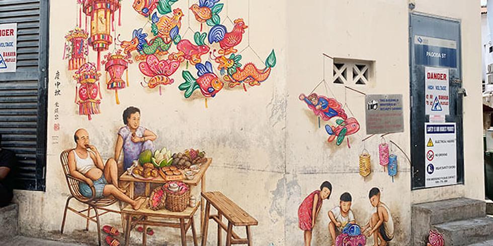 The World through Street Art