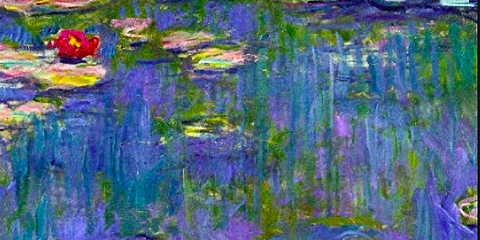A Light Study with Monet