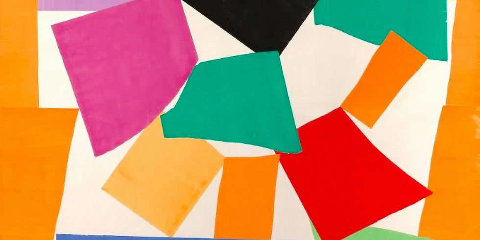 Matisse and His Paper Cuts