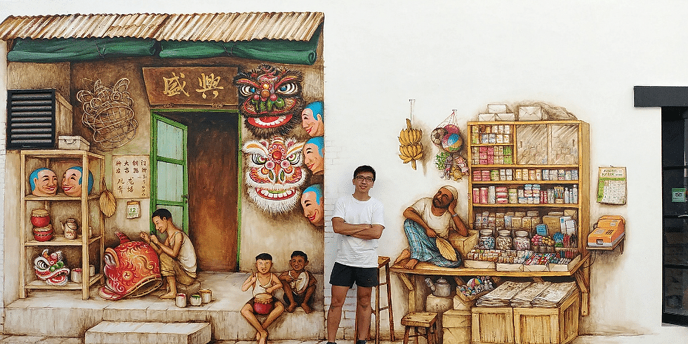 Heritage Murals