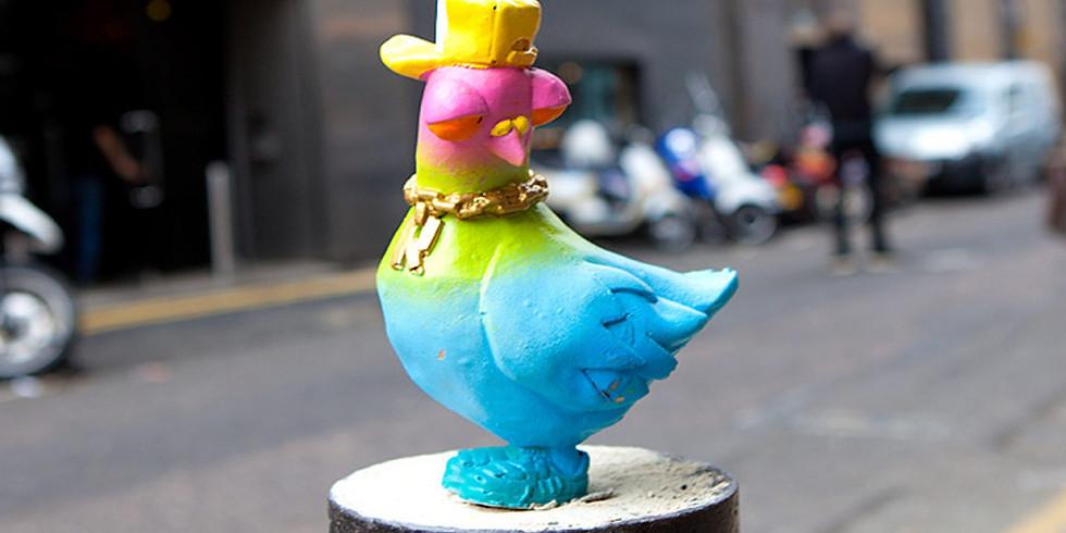 3D Street Art!
