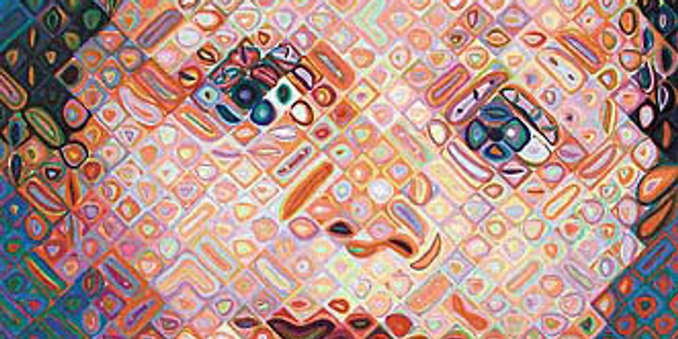 Chuck Close's Portraits