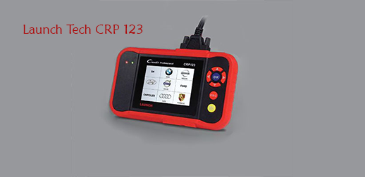 Launch Tech CRP 123