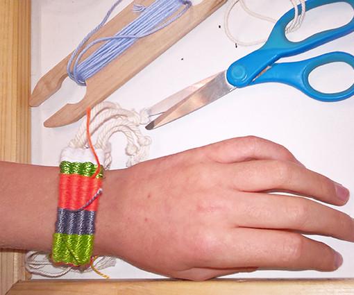 bracelet_tissé_demo