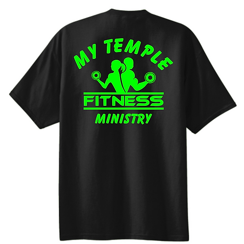 My Temple Fitness Ministry T-Shirt
