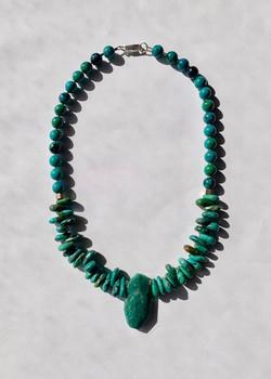 #1187 Amazonite & Turquoise
