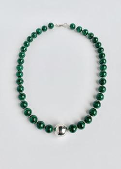 1181 Malachite, silver $285