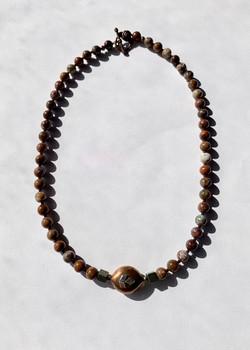 #1186 African Opal & Copper